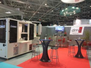 DMA GROUPE was already participating in the previous edition of the FIP in 2017