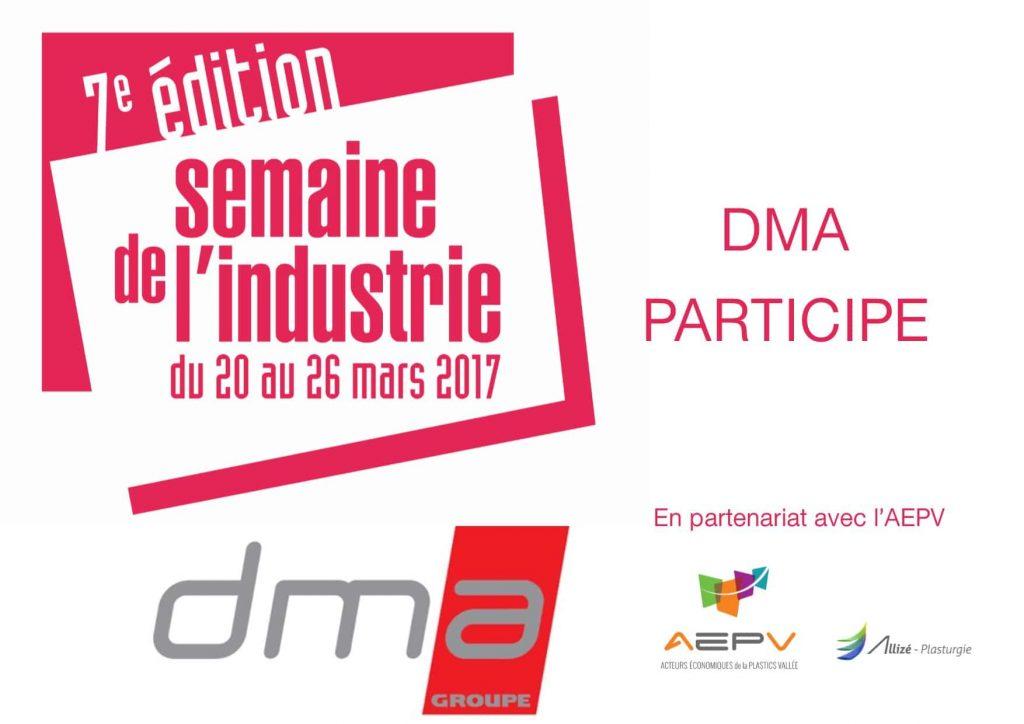 DMA present at Industry Week