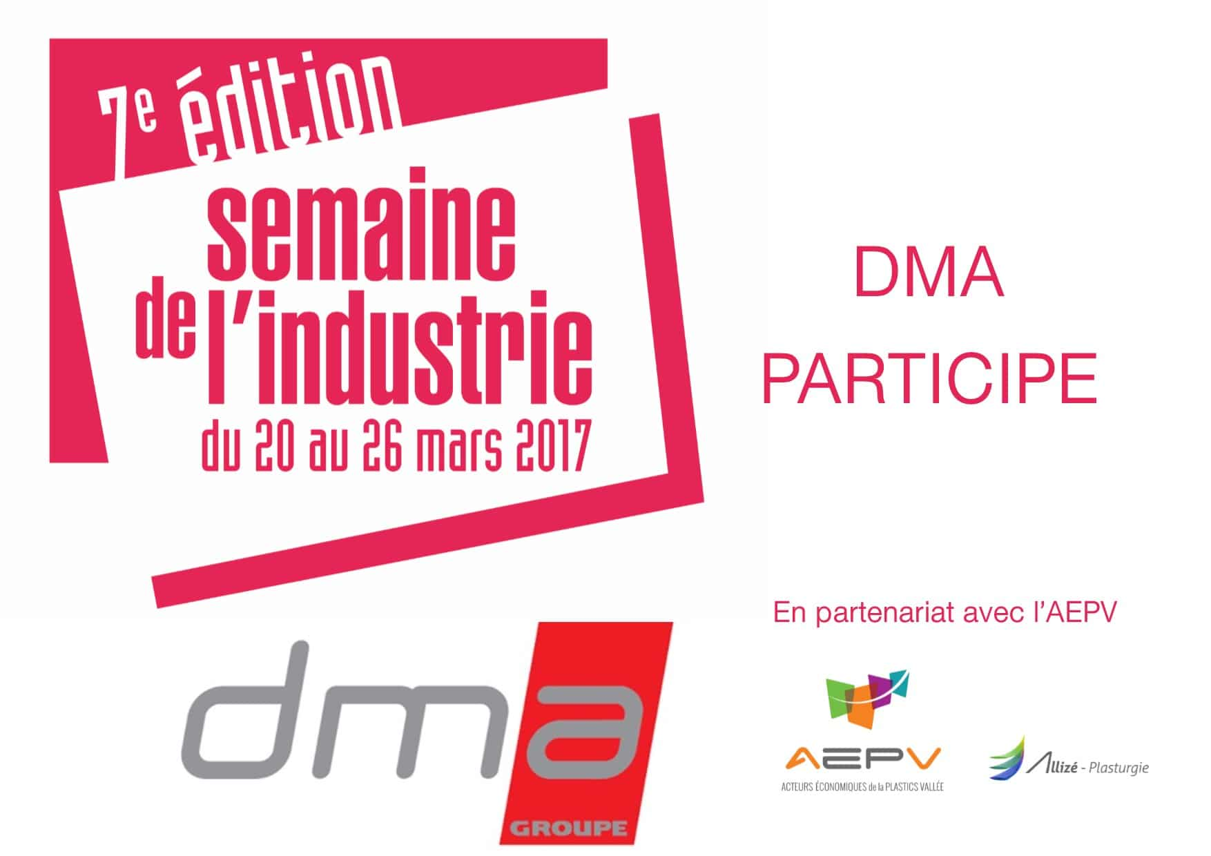 DMA present at Industry Week