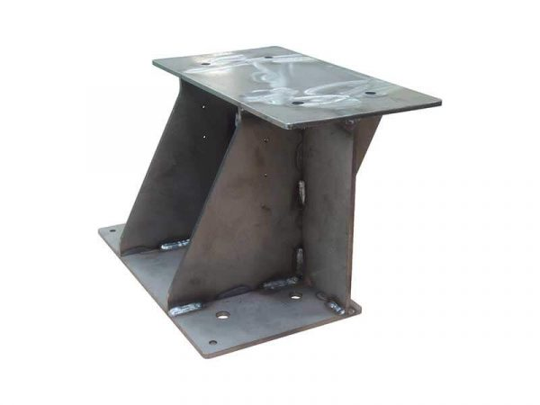 Part D B - Mechanical welded assembly made by your special machine manufacturer, DMA