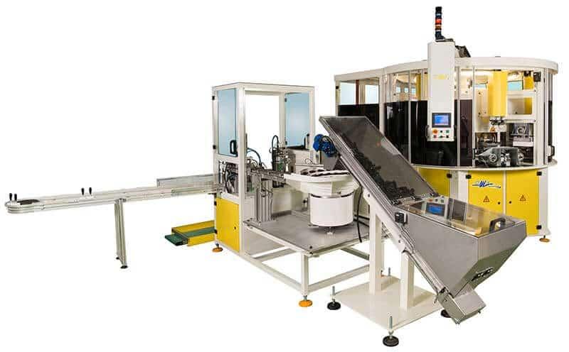 Pad printing machine DMA Machines
